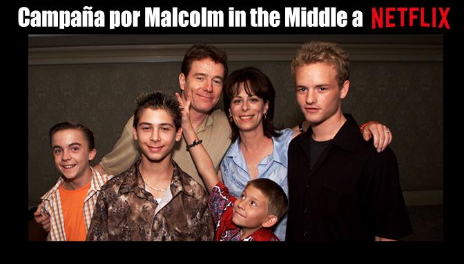 Comunicado especial para lograr la emisión de Malcolm en Netflix (¡Firma ya!)