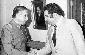 Pinochet teleton